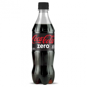 Cocal Cola Zero 0,5L